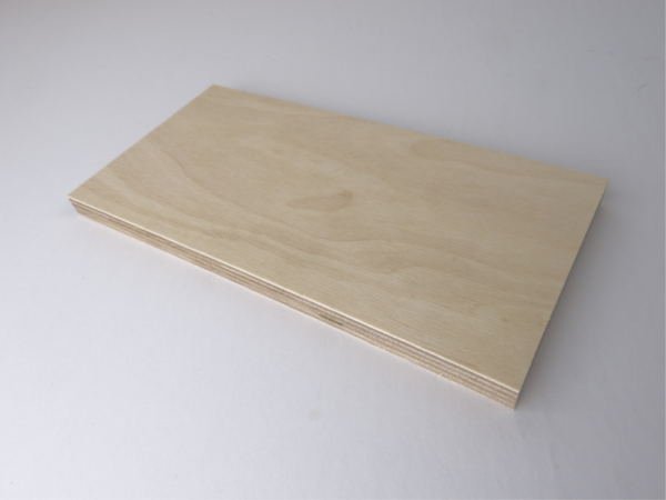 Small Wooden Plaque Angle