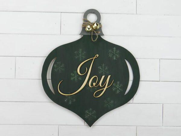 Vintage Christmas Ornament Decor