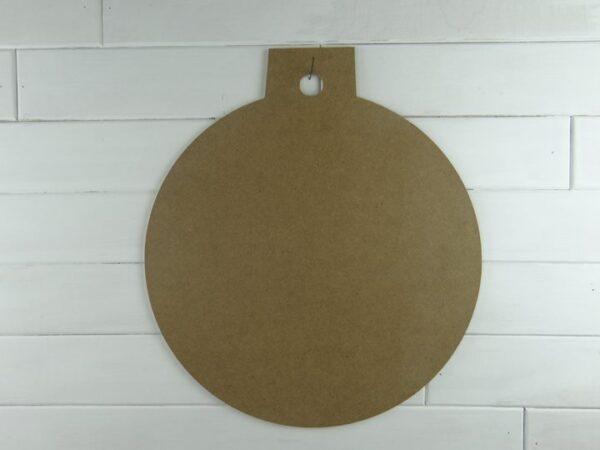 Wooden Christmas Ornament Door Hanger