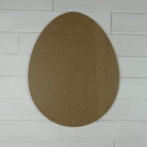 Wooden Egg Cutout Door Hanger