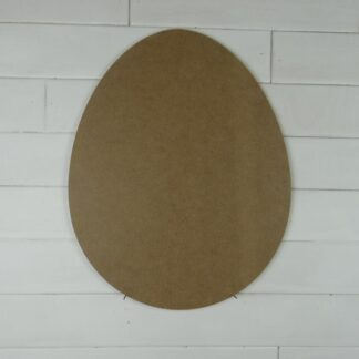 Wooden Egg Cutout Door Hanger