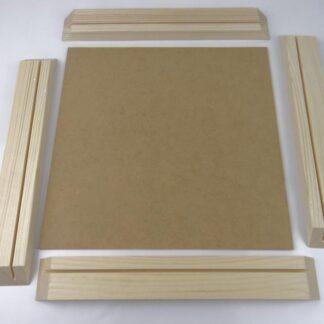 Rectangle Framed Sign Kits