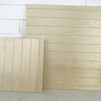 Faux Pallet Square Wooden Cutout
