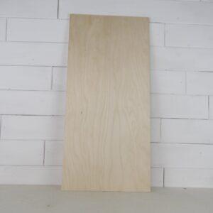 Rectangular Birch Blank Sign 12×20