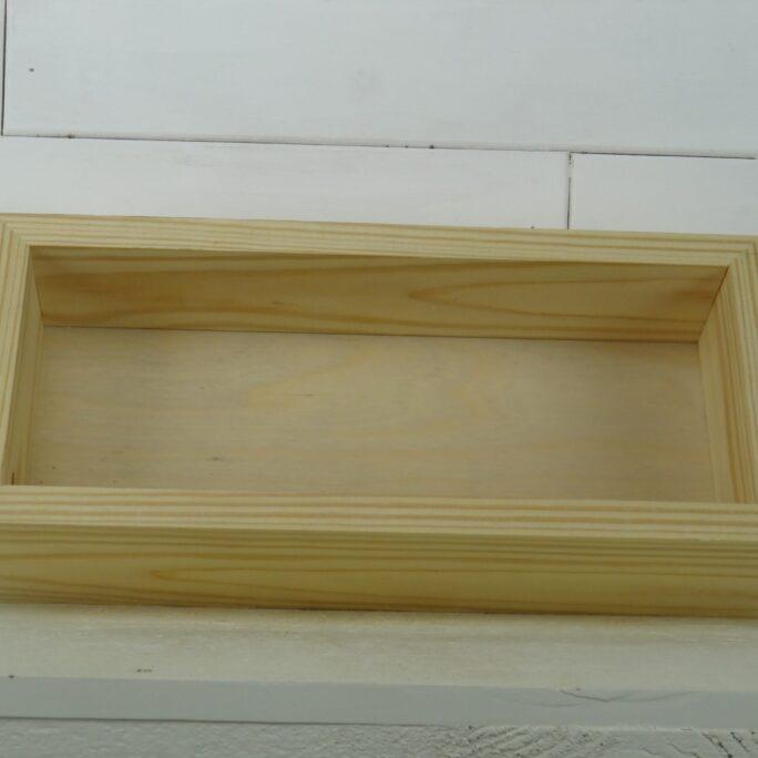 Rustic Wood Box Kits