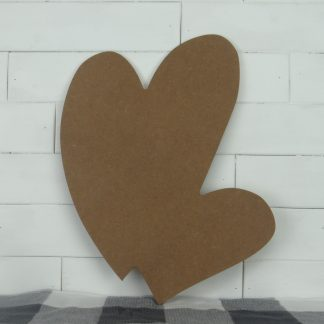 Wood Valentine's Day Door Hangers