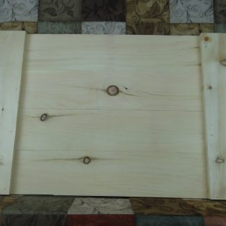 Wood Tray Kits
