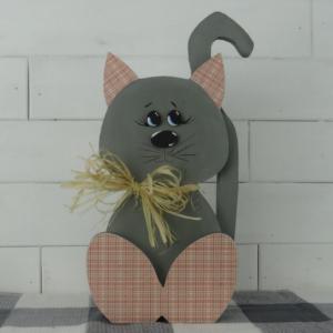 6 Piece Kitty Stand Alone