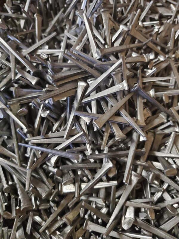 Square Cut Nails